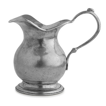 Vintage Small Fluted Pitcher