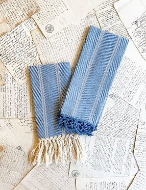 Busatti Guest Towel - Grosseto Twill