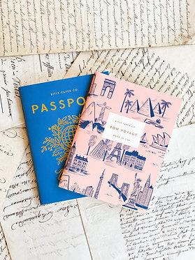 Passport Pocket Notebook