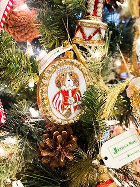 Ornament - Bertie