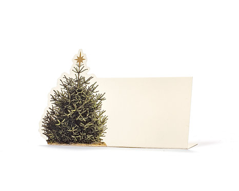 Place Card - Christmas Tree