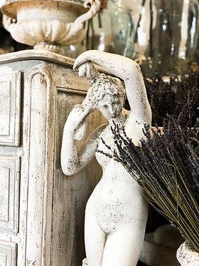 Vintage Figurine Garden Statue