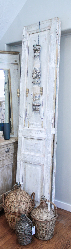 Antique French Colonial Doors