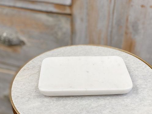 Marble Dish with Rounded Edges