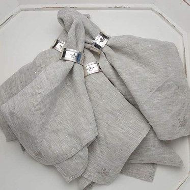Washed Linen Napkin Sets