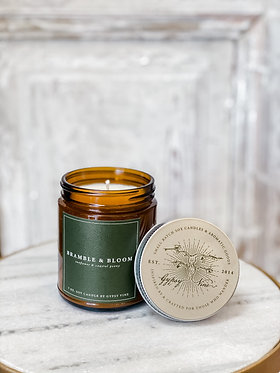 Locally Handmade Candle