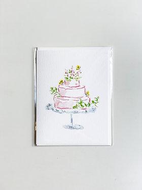 Garden Tales Cake