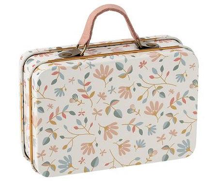 Merle Metal Suitcase