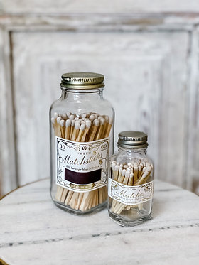 Match Bottle