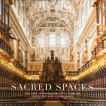 Jacques Bosser - Sacred Spaces