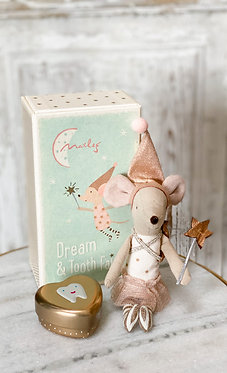 Tooth Fairy Mouse - Big Sister