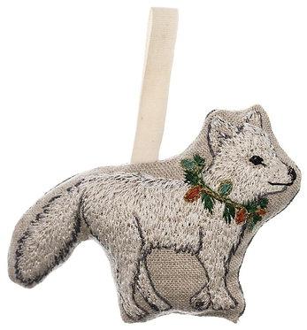 Ornament - Christmas Fox