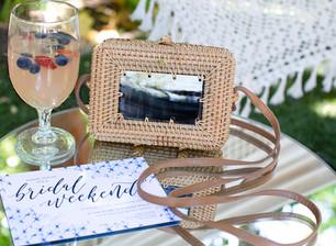 STYLED SHOOT - Boho Shibori Bridal Weekend