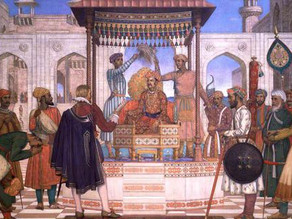 The Cavalier - Thomas Roe at Jahangir's Court