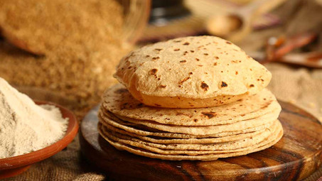 Enigma of Chapatis