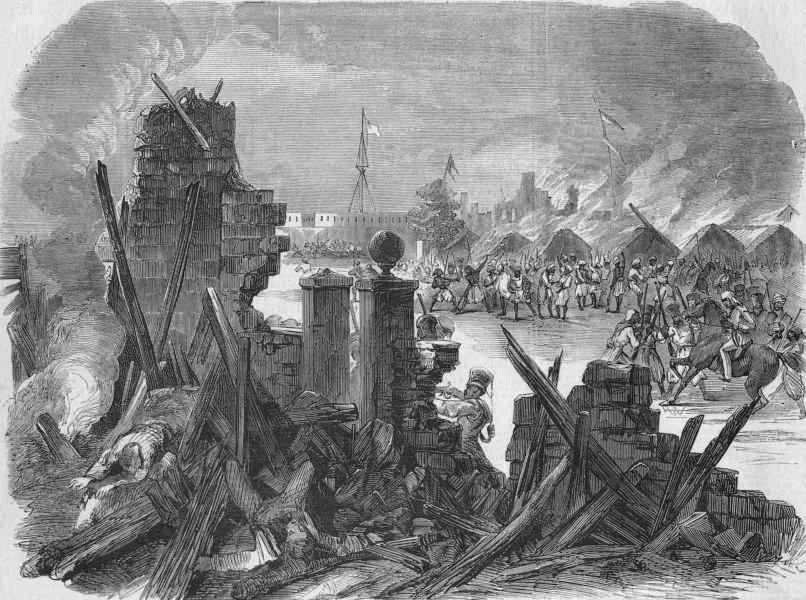 Sepoy Mutiny of 1857