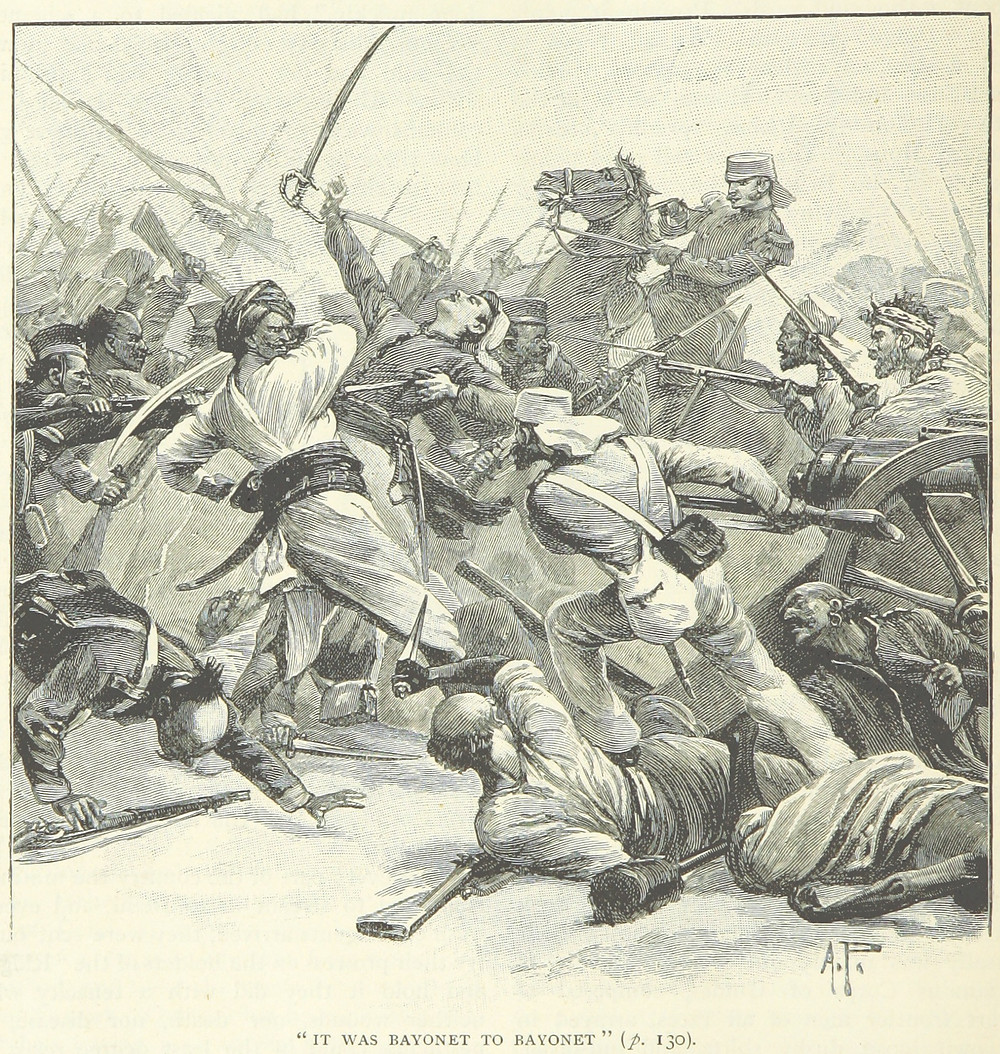 Battle of Najafgarh