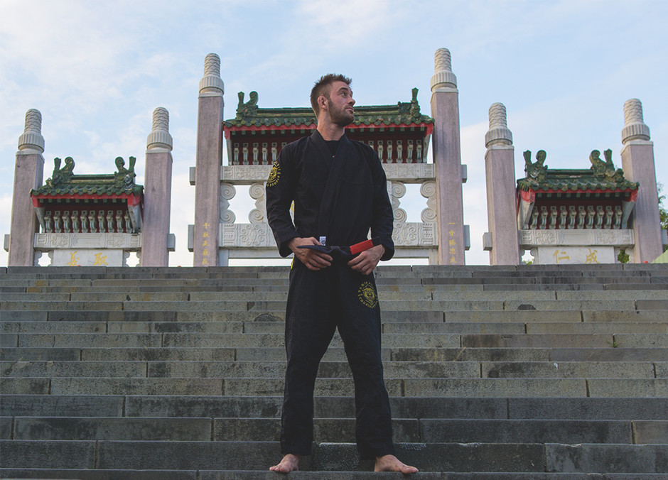 "Dan ""Imal"" Reid: Basketball to BJJ"