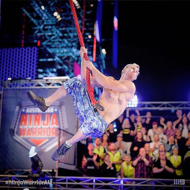 Lifestyle: Josh O'Sullivan, Ninja Warrior, Pt.1