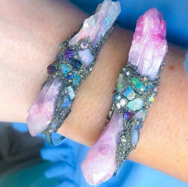 Raw Opal | Pink Crystal