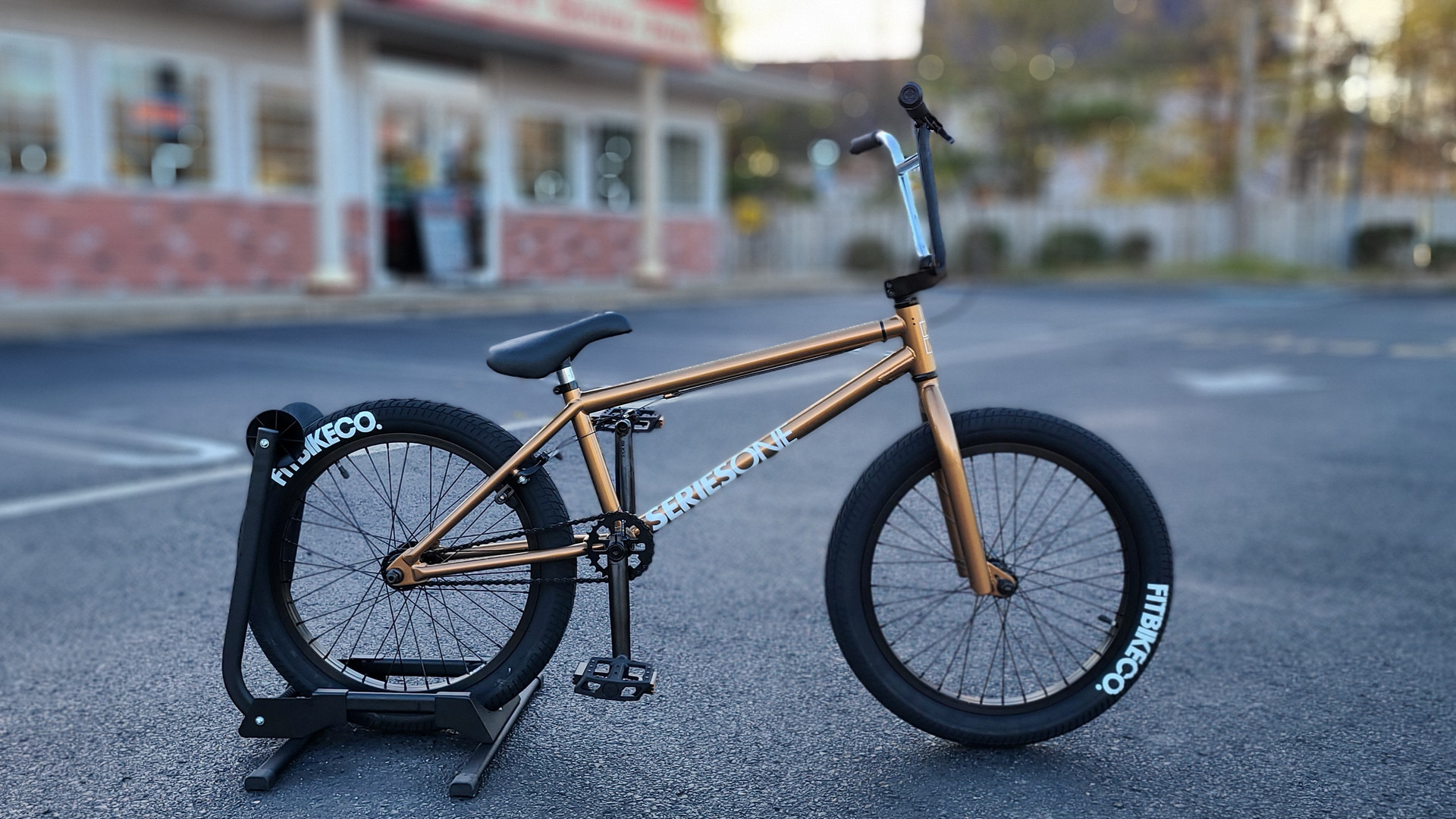 FitBikeCo. SERIES ONE - SOLD OUT