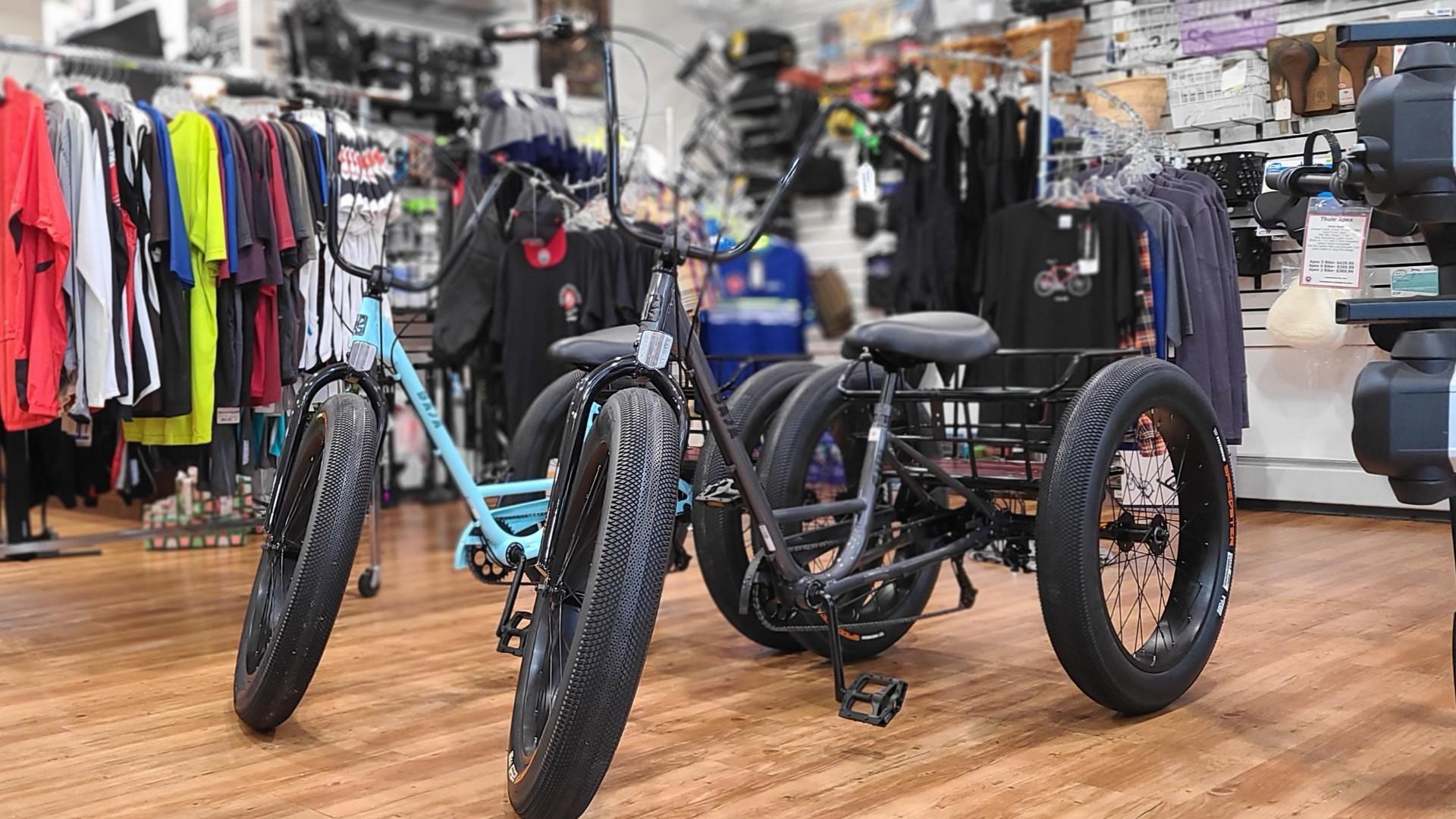 Sun Baja Trike