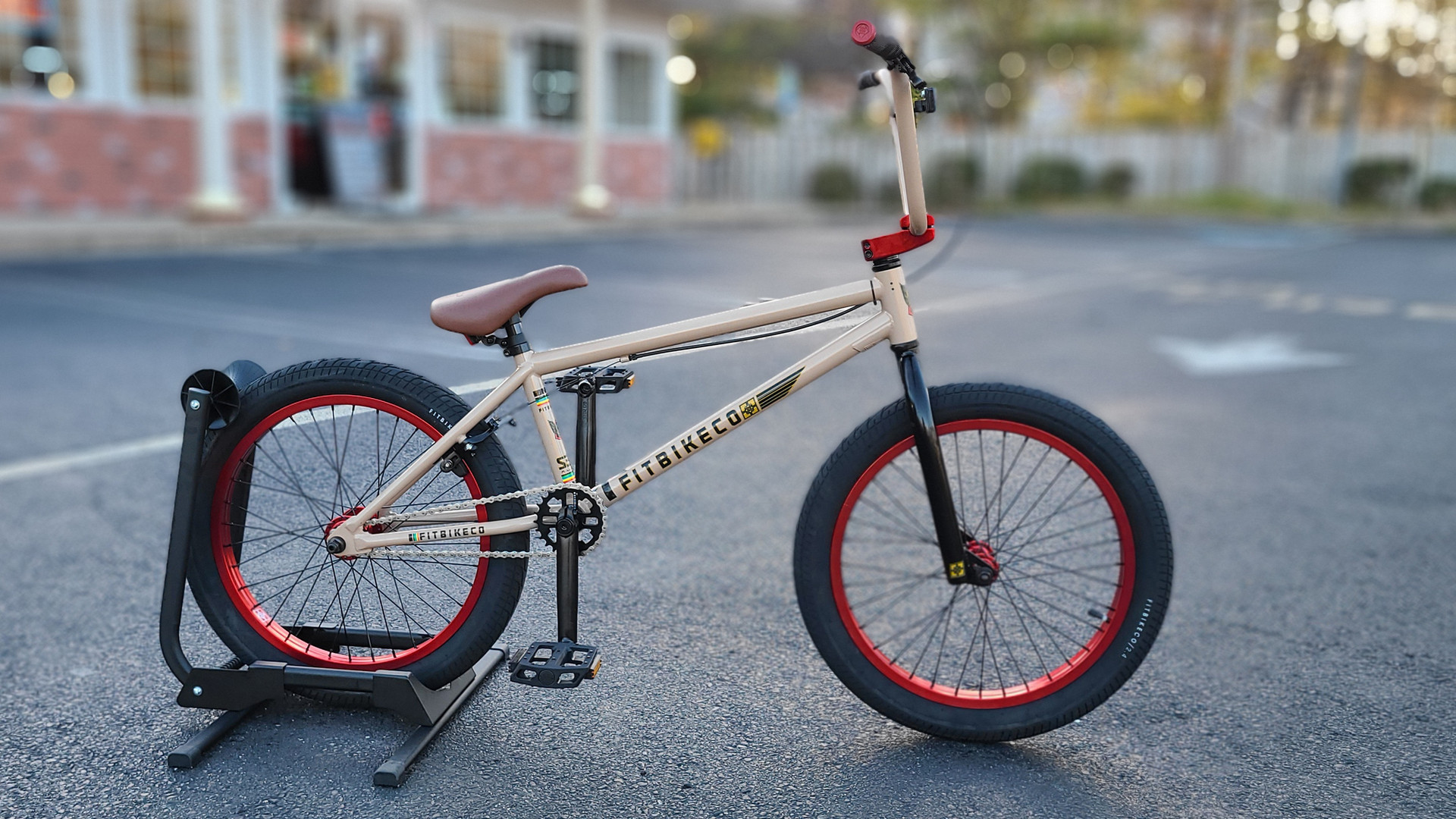 "FitBikeCo. SERIES ONE ""Mike Aitken"" Signature Edition - SOLD OUT"