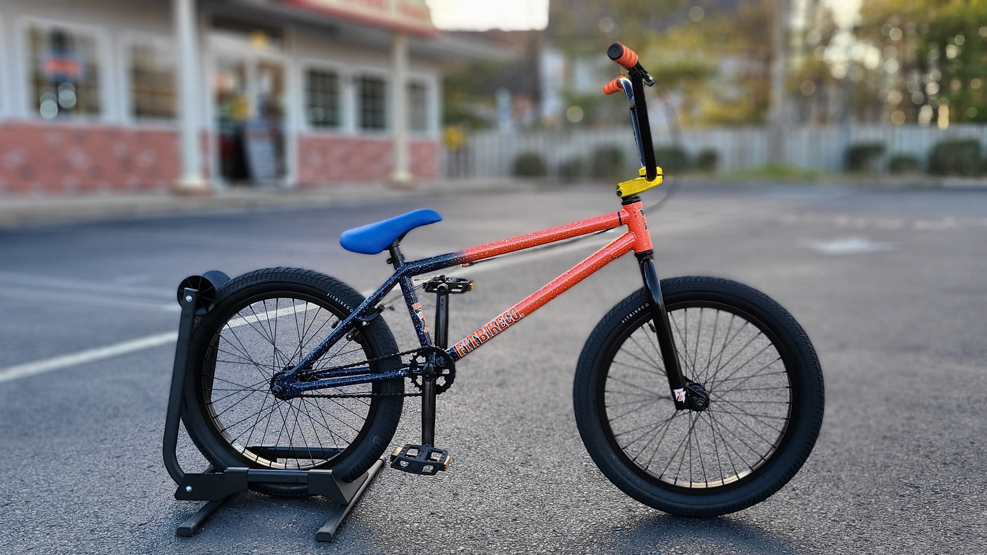 "FitBikeCo. SERIES ONE ""Danger Boy Deegan"" Signature Edition SOLD OUT"