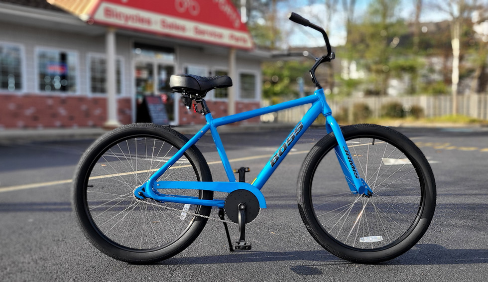 Jamis Boss Cruiser CB SOLD OUT