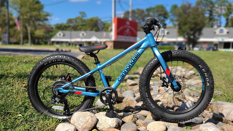 """Cannondale Cujo 20""""SOLD OUT"""
