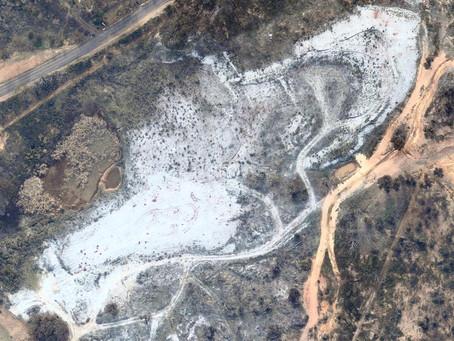 Case Study: Calcine Sands