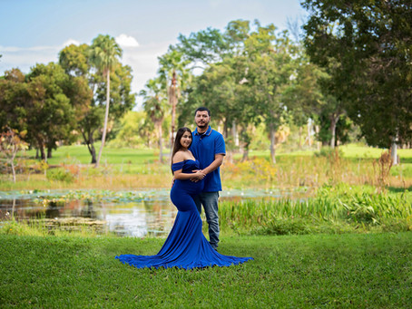 Third time's a charm | Palm Beach Maternity Photographer | Grace Ashley Images