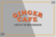 Ginger Cafe & Grill Gift Card Sale (1).p