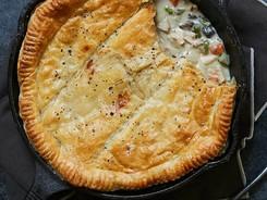 Chicken Pot Pie (USA) _ DRAGONFLY RESTAU