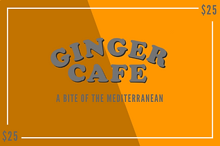Ginger Cafe & Grill Gift Card Sale.png