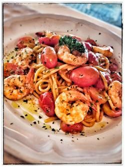 Spaghetti_prawns