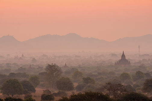 Temples in Sunseet