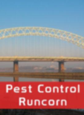 Pest Control Runcorn