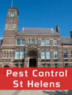 St Helens Pest Control
