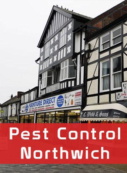 Pest control northwich