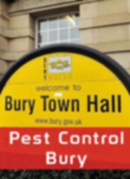 Pest Control bury