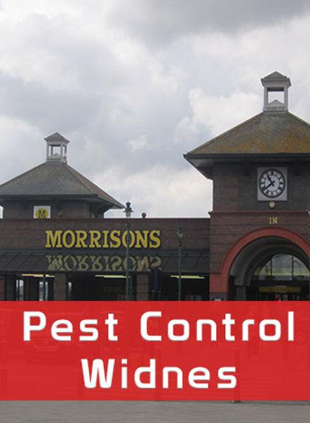 Widnes Pest Control