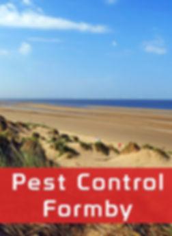 Pest Control Formby