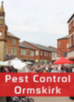 Ormskirk Pest Control