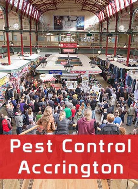 Pest Control Accrington