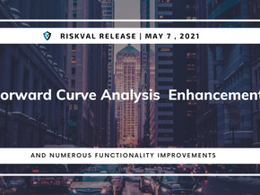 RiskVal Fixed Income (RVFI) Weekly Enhancements - 5/7/21