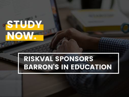 RiskVal collaborates with Barron's in Education to improve financial proficiency