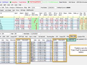 Forward Swap Matrix Enhancement | Weekly Release 11/27/20