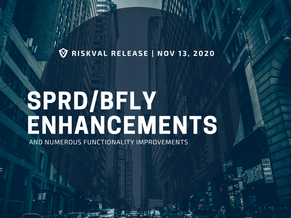RiskVal Fixed Income (RVFI) Weekly Enhancements - 11/13/20