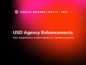 RiskVal Fixed Income (RVFI) Weekly Enhancements - 5/21/21